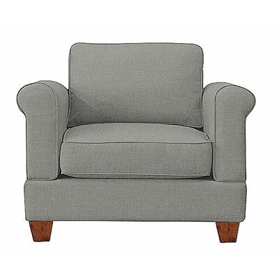Georgetown Armchair Upholstery: Moon