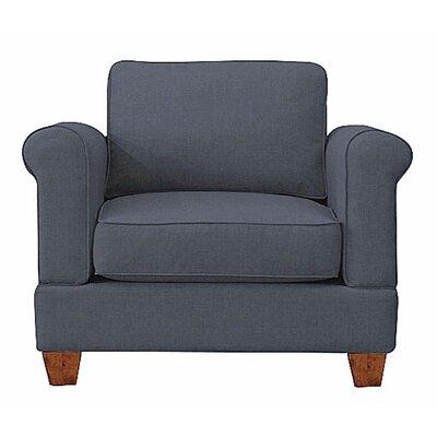 Georgetown Armchair Upholstery: Denim
