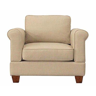Georgetown Armchair Upholstery: Buff