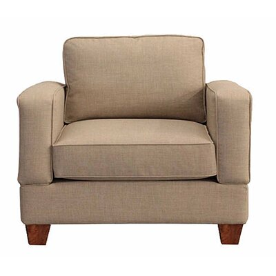 Raleigh Armchair Upholstery: Buff