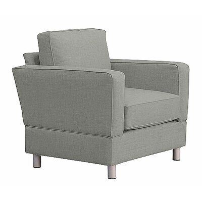 Raleigh Armchair Upholstery: Moon