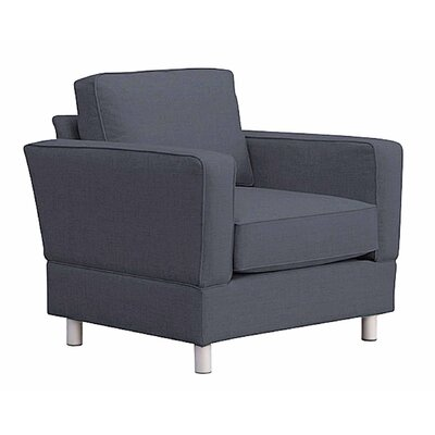 Raleigh Armchair Upholstery: Denim