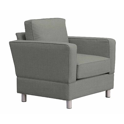 Raleigh Armchair Upholstery: Dove