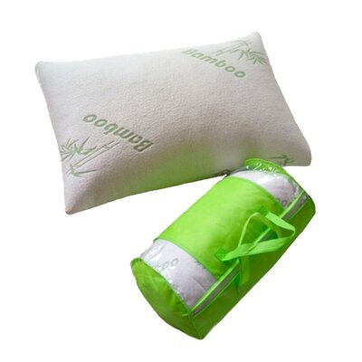 Hypoallergenic Memory Foam Pillow Size: King