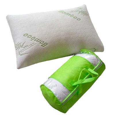 Memory Foam Pillow Size: King