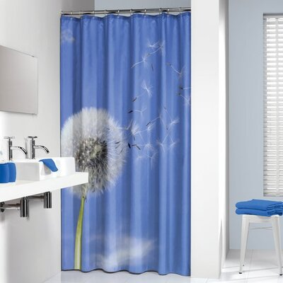 Dandelion Seeds Shower Curtain