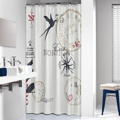 Faro Nautic Shower Curtain