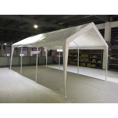 10.5 Ft. W x 20 Ft. D Canopy HD8-1120-170-WT
