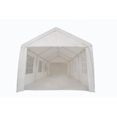 10.5 Ft. W x 20 Ft. D Canopy WG8-1120-170-WT