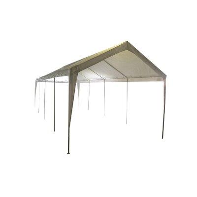 10.8 Ft. W x 27 Ft. D Canopy CRP10-1027-170-WT