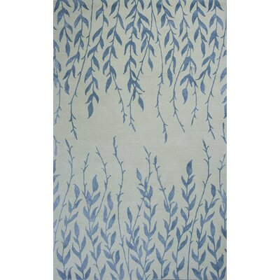 Bob Mackie Home Ivory Tranquility Area Rug Rug Size: Rectangle 8 x 11
