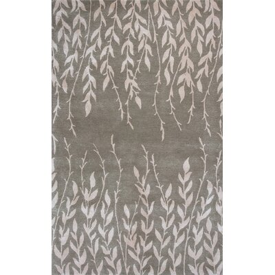 Bob Mackie Home Beige Tranquility Area Rug Rug Size: Rectangle 9 x 13