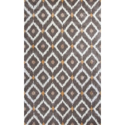 Bob Mackie Home Mocha Mirage Area Rug Rug Size: Rectangle 3'3
