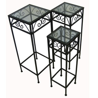 Credit for 3 Piece Nesting Tables...