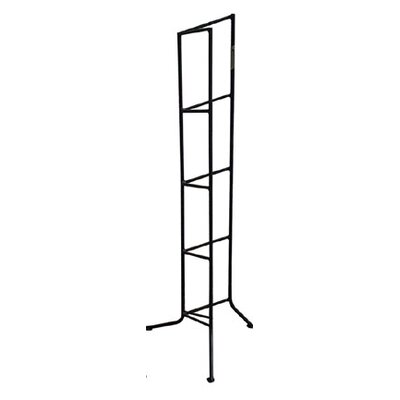 Single Medium Column Multimedia Wire Rack Size: Medium (holds 72 Cds)
