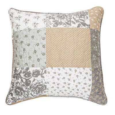Gisele Cotton Throw Pillow