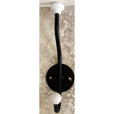 Antoinette Single Knob Wall Hook WNPR6012 40862425