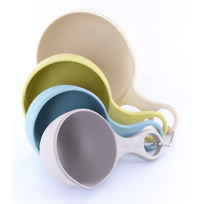4 Piece Measuring Cup Set 814302022178
