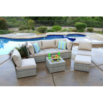 Sectional Set Cushions Steinhauer - Product photo