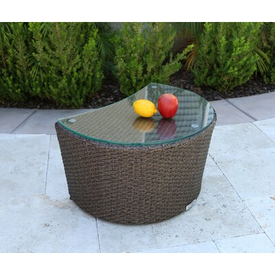 Fackler Wicker Side Table