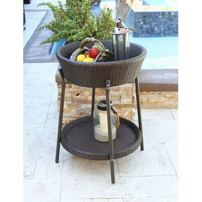 Fager Dining Bar Serving Cart