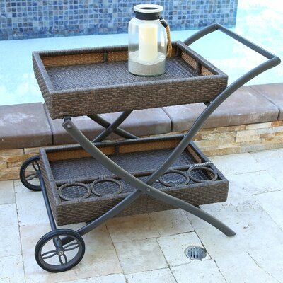 Keystone Bar Serving Cart
