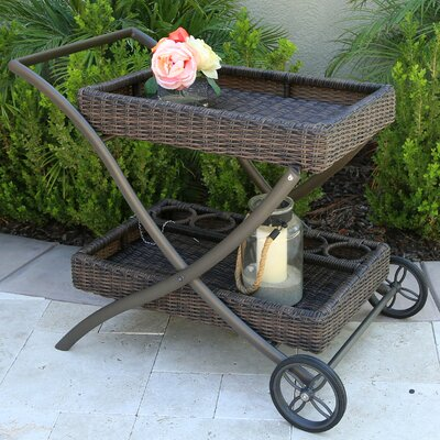 Ferndale Bar Serving Cart