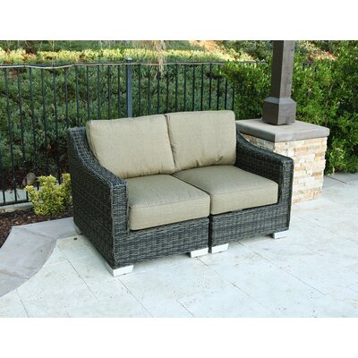 Deguzman Loveseat with Cushion