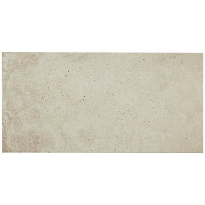 Caf� Society 12 x 24 Porcelain Field Tile in Baguette
