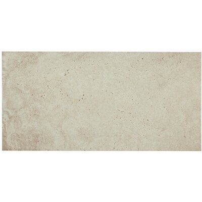 Caf� Society 4 x 12 Porcelain Single Bullnose in Baguette