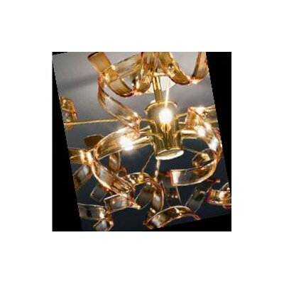 Metal Lux Astro 8 Light Pendant