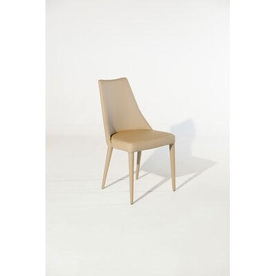 Sharon Dining Chair Upholstery Color: Tan