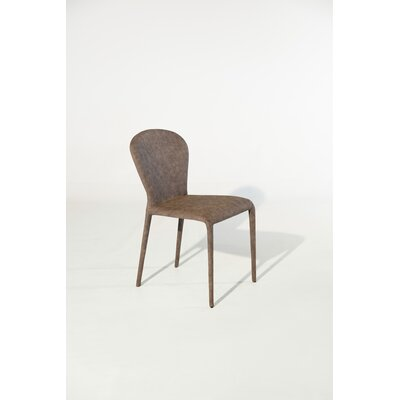 Soffio TS Side Chair Finish: Vintage Grey