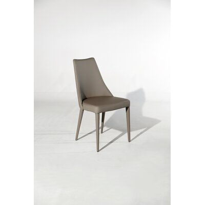 Hostetter Dining Chair Upholstery Color: Tortora