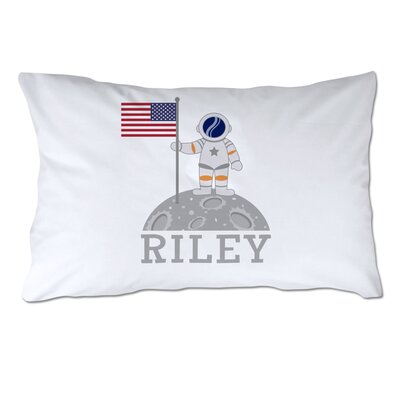 Personalized Astronaut Pillow Case
