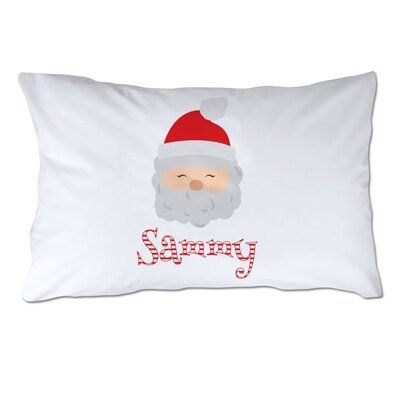 Personalized Santa Pillow Case