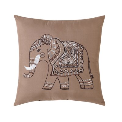 Ashby Elephant Throw Pillow