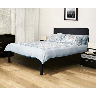 Heavy Duty Upholstered Bed Frame Size: Full