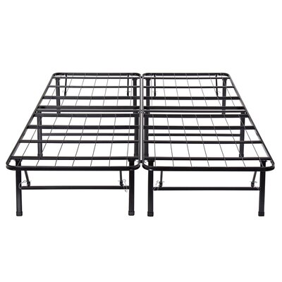 Dura Metal 14 Comfort Mattress Foundation Mattress Size: Queen
