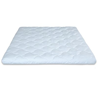 Premium I GEL 3 Memory Foam Mattress Topper Size: Twin
