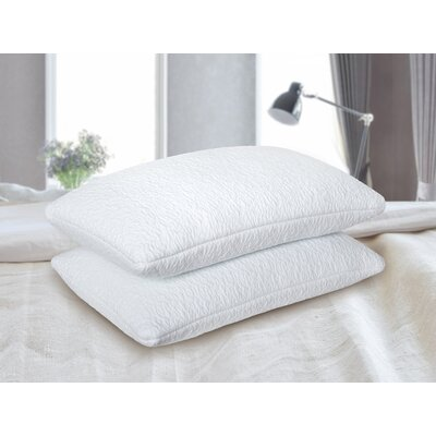 Comforest Fiber I Gel Memory Foam Pillow