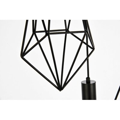 Mullikin 3-Light Cluster Pendant