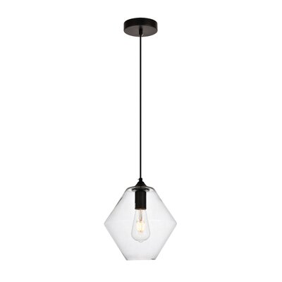Mullinix 1-Light Mini Pendant