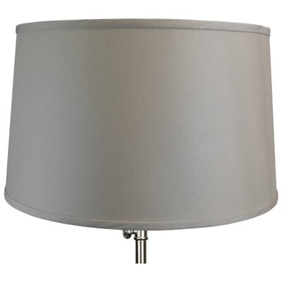 20 Linen Empire Lamp Shade Color: White