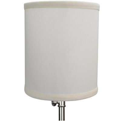 6 Linen Drum Lamp Shade