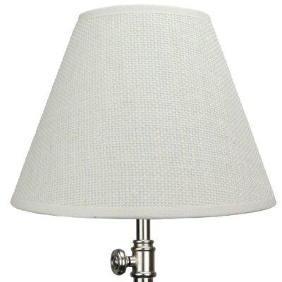 8 Linen Empire Lamp Shade
