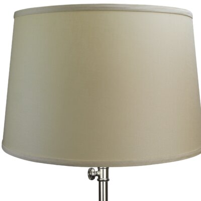 18 Linen Empire Lamp Shade Color: Straw