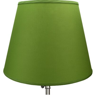 17 Linen Empire Lamp Shade Color: Peridot