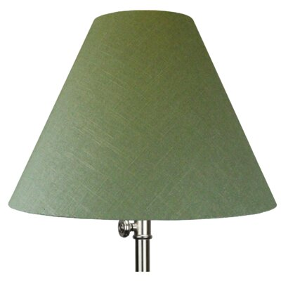 16 Linen Empire Lamp Shade Color: Frog