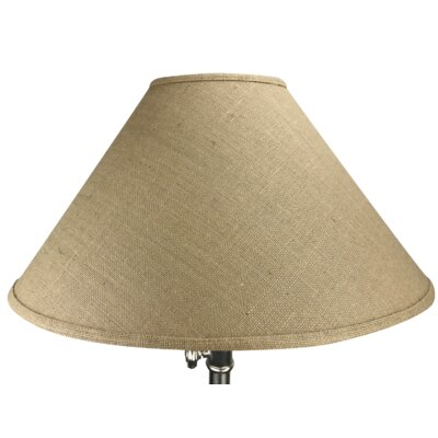 22 Linen Empire Lamp Shade